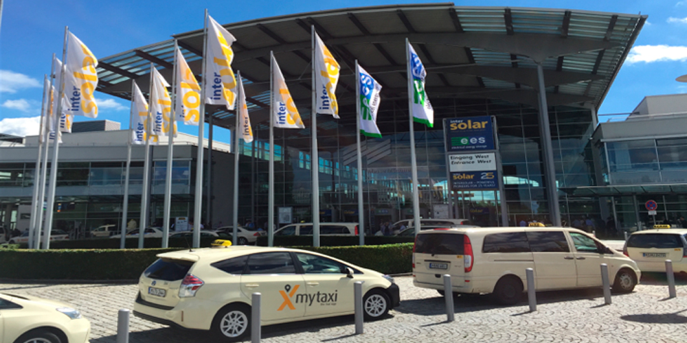 Fira Intersolar Europe 2016