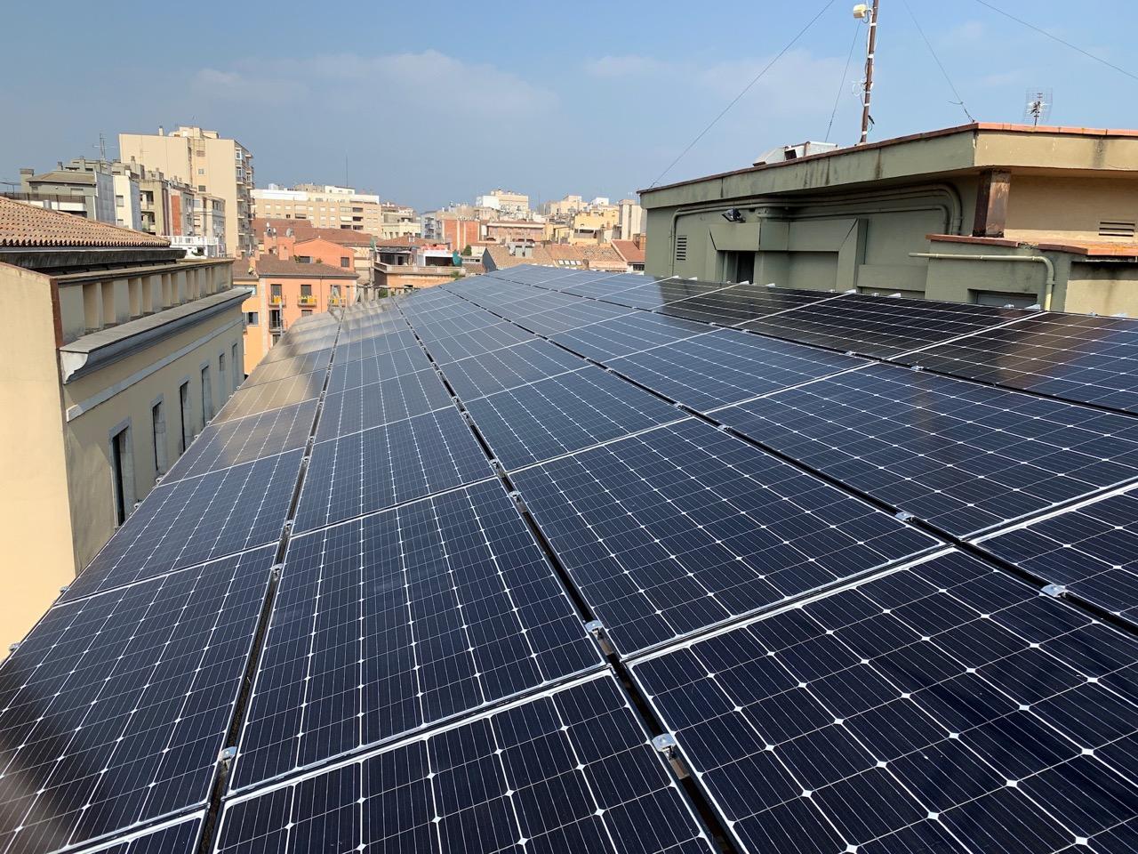 Instalación oficinas – 15 kW