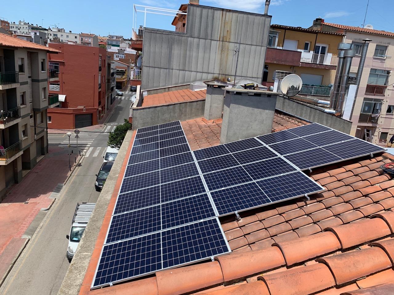 Instal·lació residencial – 10 kW