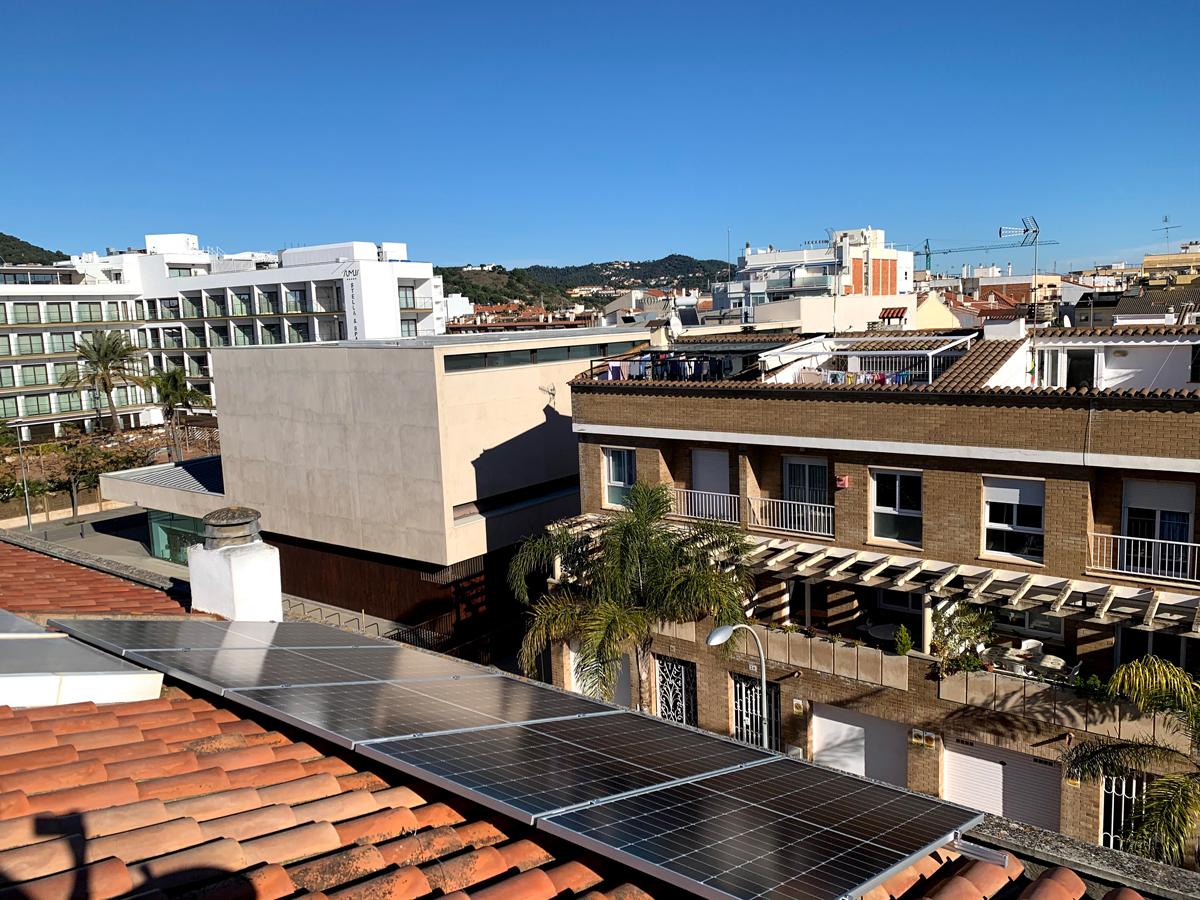 Instal·lació residencial 5kW